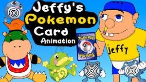 sml jeffy s pokemon card animation