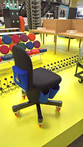 vitra citizen office. A Citizen Office Chair Prototype By Ettore Sottsass, As Seen At Vitra - Typecasting,