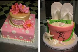 How To Choose The Perfect Bridal Shower Cake The Pink Bride