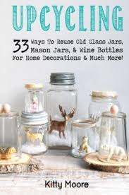 Decorating Glass Jars And Bottles