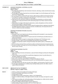 business systems analyst resume it business systems analyst resume samples velvet jobs
