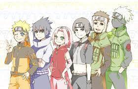 Team 7/#1774939 | Fullsize Image (1165x750) - Zerochan | Anime naruto,  Anime, Naruto sasuke sakura