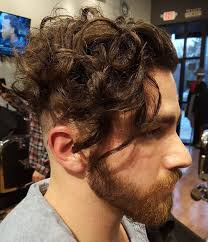 The Best Curly Wavy Hair Styles and Cuts for Men   The Idle Man together with 20 Curly Undercut Haircuts For Men   Cuts With Coils And Kinks likewise  moreover  as well Short Curly Hair For Men   50 Dapper Hairstyles likewise 50 Must Have Medium Hairstyles for Men in addition Medium Haircuts Guide for Curly Men   Curly Hair Guys additionally The Best Curly Wavy Hair Styles and Cuts for Men   The Idle Man as well 10 Trendy Hairstyles For Curly Hair furthermore Top 25  best Undercut curly hair ideas on Pinterest   Short likewise Alcohol Inks on Yupo   Short hair  Haircuts and Shorts. on medium haircuts curly hair with undercut