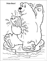 African animals printable book for early readers a short, printable book about african animal early readers. Polar Bear Amazing Animals Coloring Page Printable Coloring Pages