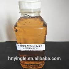 Dodecylbenzenesulfonic Acid Ddbsa Linear Alkyl Benzene Sulphonic Acid Labsa 96 Price Buy Dodecylbenzenesulfonic Acid Linear Alkyl Benzene Sulphonic