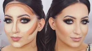 contouring and highlighting map
