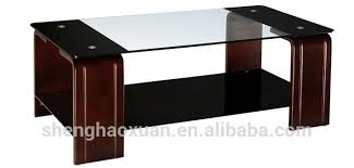 furniture table design. Hot Selling Home Furniture Center Tables Design Solid Wood Coffee With Glass Top Table I