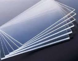 clear plexiglass for cart s
