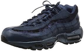 nike shoes air max 95. nike [807443-001] air max 95 premium womens sneakers nikemtlc hematite/black nike shoes