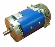 Electric Car Motors Made In The USA DC EV Motors for Electric Car