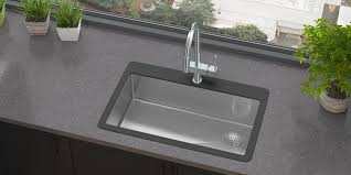 drop in sink vs undermount sink
