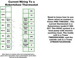 wiring a robert shaw thermostat wiring diagram robertshaw 9520 thermostat wiring diagram wirdig