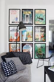 Small Picture Best 20 Poster wall ideas on Pinterest Modern futon frames