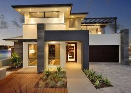 modern exterior house design. Dramatic Contemporary Exteriors - Google Search · 2 Storey House Design3 Modern Exterior Design E
