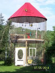 Grain Bin Home Grain Bin House Diy Pole Barns Pinterest House Silo House