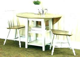 farmhouse table chairs small and for kitchen space chair set furniture scenic round tab