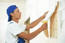 removing wallpaper glue from walls