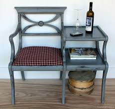 34 Best Telephone Table Seat Images On Pinterest  Telephone Table Telephone Bench Seat