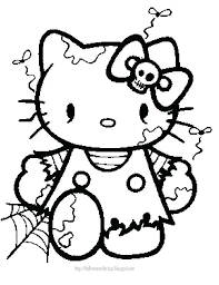 Cute Halloween Coloring Pages Printable Cute Coloring Pages