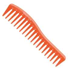 <b>Гребень Dewal Beauty</b>, оранжевый, <b>18</b> см | Купить с доставкой ...