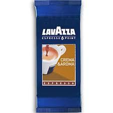 Lavazza Crema Aroma Espresso 100 Kapseln Lep