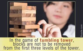 How To Play Tumbling Tower Wooden Block Game Tumbling Tower Game Rules and Instructions Everyone Must Know 9