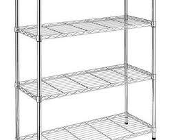 com whitmor supreme 4 tier shelving with adjule