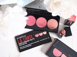 Smashbox Favourites L A Lights Blush Highlight Palette