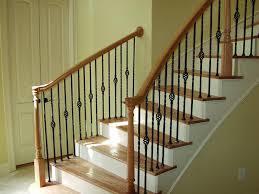 banister stairway railings