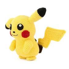Pikachu Crochet Pattern Free
