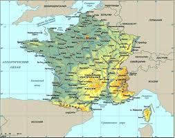 Все о стране Франция язык религия валюта транспорт кухня   map Климат Франции
