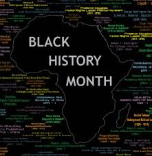 black history month national awareness days