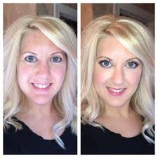 bare minerals before and after. before and after using bare minerals a