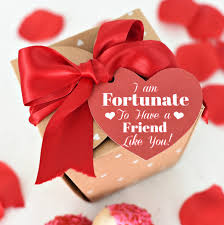 cute fortune cookie valentine s day gift idea