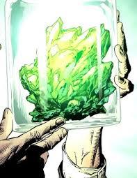 Superman breaks a strong chain. Kryptonite Wikipedia