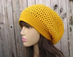 Slouch Hat Crochet Pattern Best CROCHET PATTERN Crochet Hat Slouchy Hat Crochet Pattern PDF