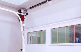 a jackshaft garage door opener