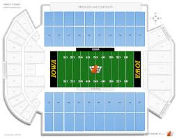 Kinnick Edge Seating Chart Kinnick Stadium Kinnick Edge Outdoor Club Football Seating