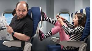 Image result for uncomfortable plane seats images