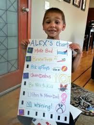 30 Best Discipline Charts Images Behaviour Chart Kids
