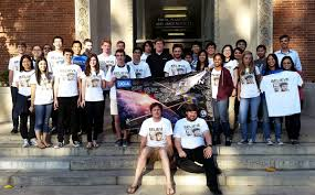 Northern Lights Ucla Ucla Students Launch Project Thats Out Of This World Ucla