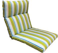 21 x 44 outdoor patio chair cushion