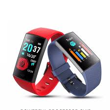 <b>CY11 Smart Bracelet Fitness</b> Tracker Heart Rate Blood Pressure ...