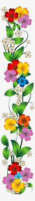 daisy chain flower chain clipart