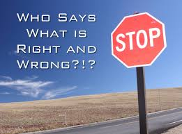 Image result for right and wrong