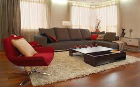 Red And Beige Living Room Furniture Luxury Decorative Home Interior Furniture Elegant