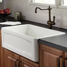 sinks undermount a sink fireclay farmhouse sink hillside 30 inch a kitchen sink amazing
