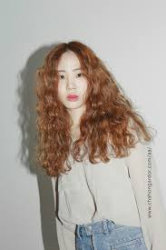 Perm Hair Style ginger bohemian perm hair hair style wave cut straight crop 3390 by wearticles.com