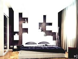 elegance queen size bedroom wall unit with headboard