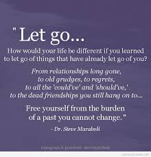 Quotes About Letting Someone Go Magnificent Quote Let Go Life